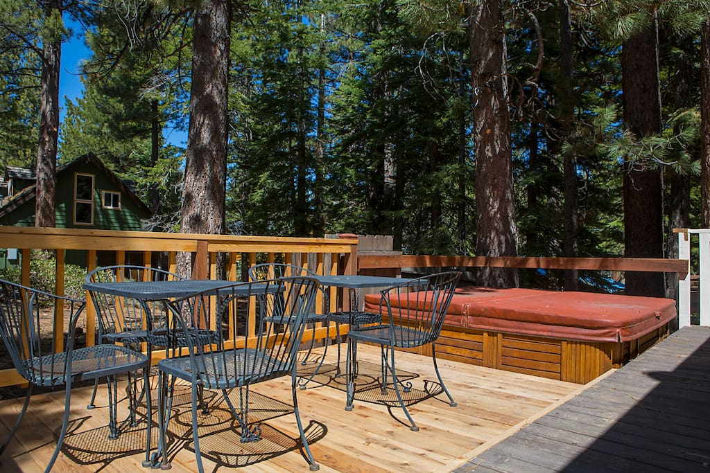 More patios for some fresh air