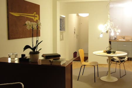 cosy, modern place in an old house. - Linz an der Donau