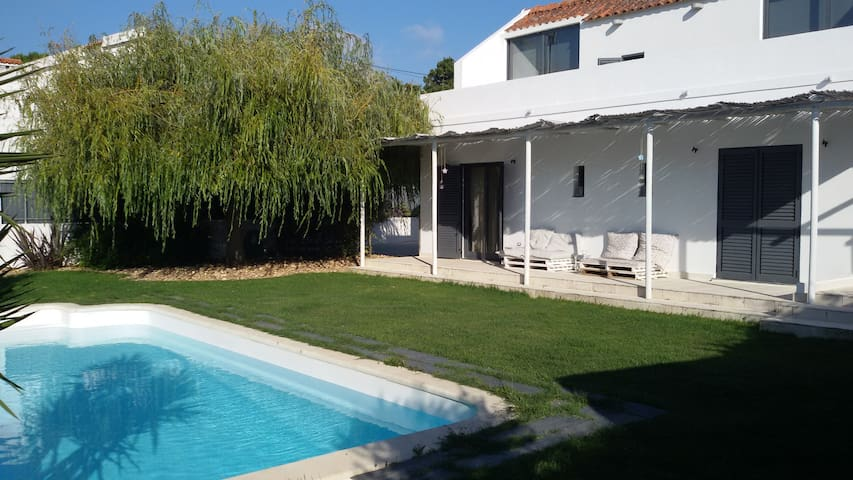 Villa Mare, duas casas com piscina privada