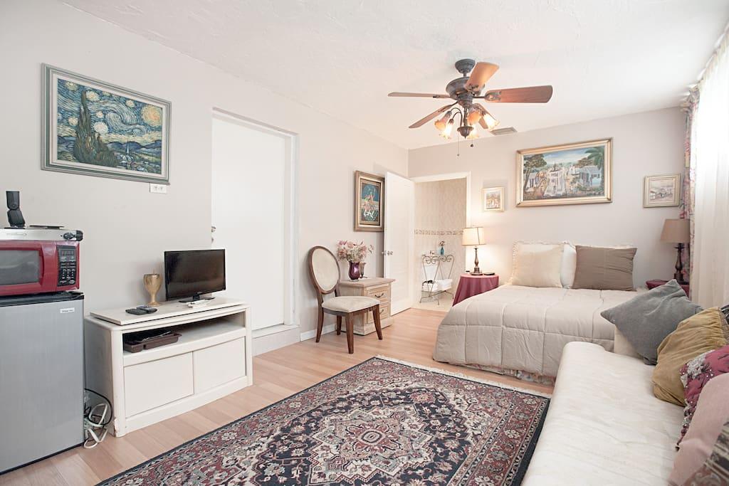 Chambre avec entree privee maisons louer cutler bay floride tats unis - Deco chambre etats unis ...