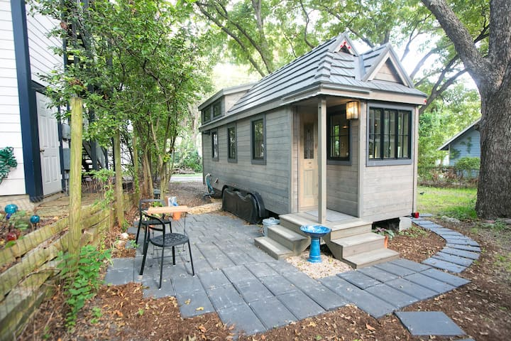 South Congress Tiny House Jewel!
