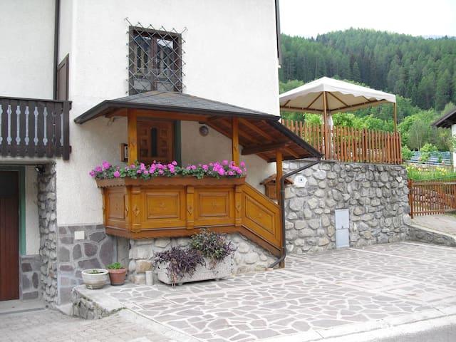 Vacanze estive in  Val di Sole - Almazzago - Apartment