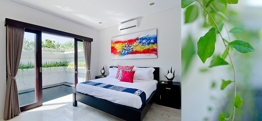 Brand New Private 2 Bed room Villa - South Denpasar