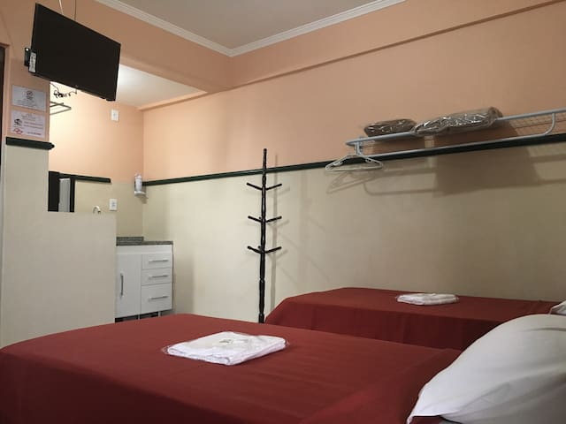 Hospedaria Real - Hotel Econômico