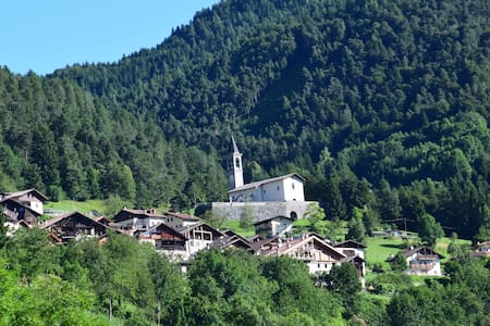 Montagne di Carlo - Montagne - อพาร์ทเมนท์