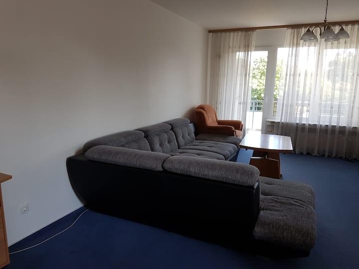 FEWO 3-Zimmer, Küche und 2 Bäder für 1-5 Personen