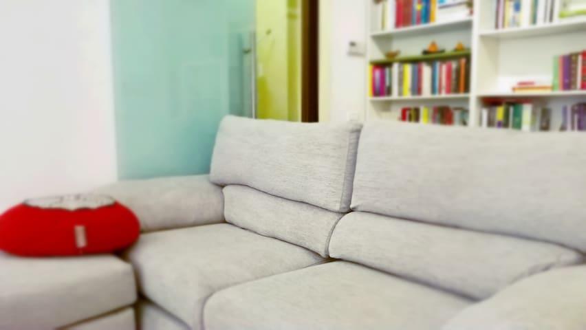 Appartamento centrale e riservato - Viterbo - House