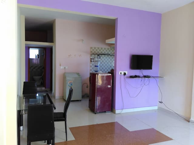 2 BHK near electronic city - Bangalore - Apartamento