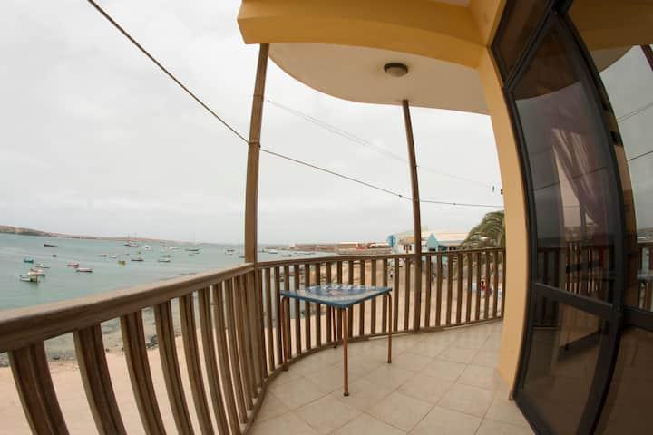 Appartament sea view with esplanada openspace jamk