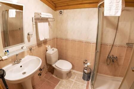 Standart Otel Odasi -  Birun Kumbet Dag Evi