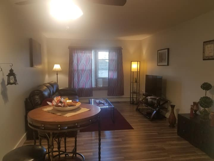 All inclusive Bangor 1 bedroom Apartment