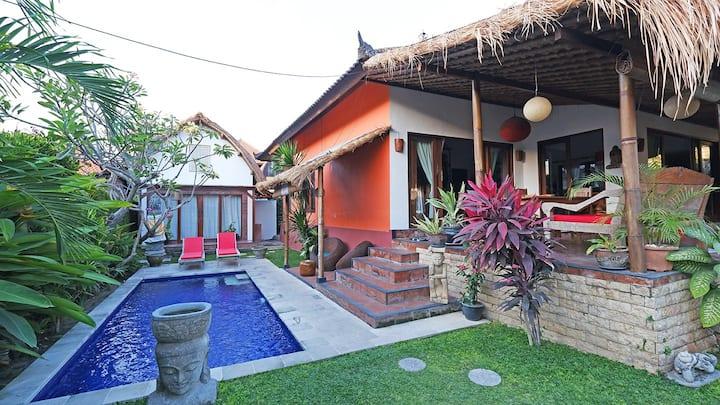 Pelangi Beach house