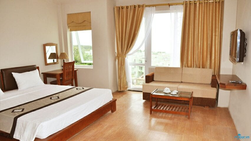 6th floor 2bed room Condotel 100m to beach Resort - Thanh hoa - Huoneisto