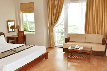 6th floor 2bed room Condotel 100m to beach Resort - Thanh hoa - Wohnung