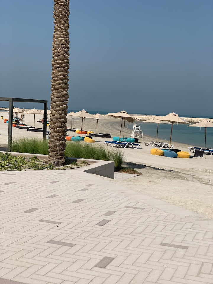 Marassi Boulevard - beach - swimming pool- WiFi