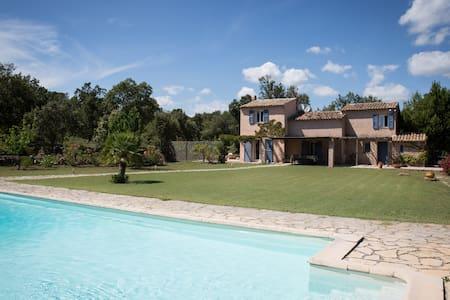 Les Grives Saint Joseph - Cotignac - Villa
