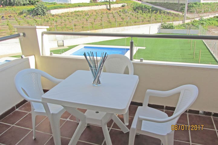 *Brand NEW* apartment near the beach in Benajarafe - Benajarafe - Lejlighed