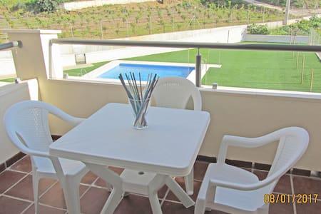 *Brand NEW* apartment near the beach in Benajarafe - Benajarafe - อพาร์ทเมนท์