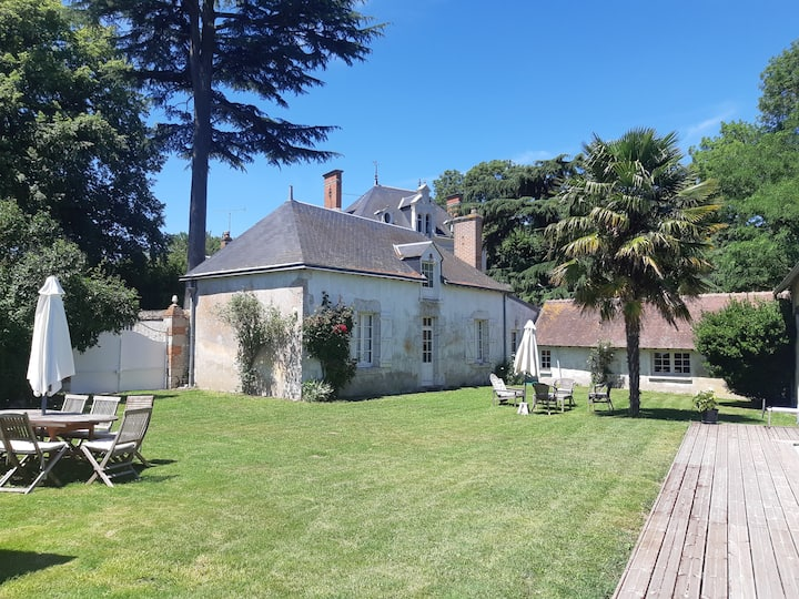 Glorious Cottage*** -Private Pool-Loire Valley