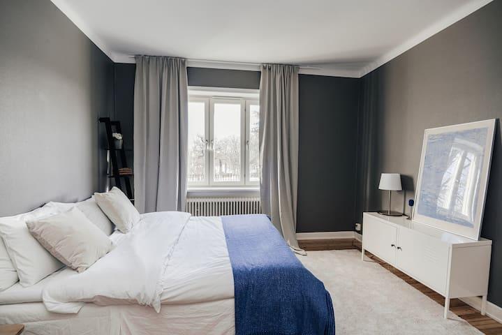 Beautiful flat in Kungsholmen/Kristineberg