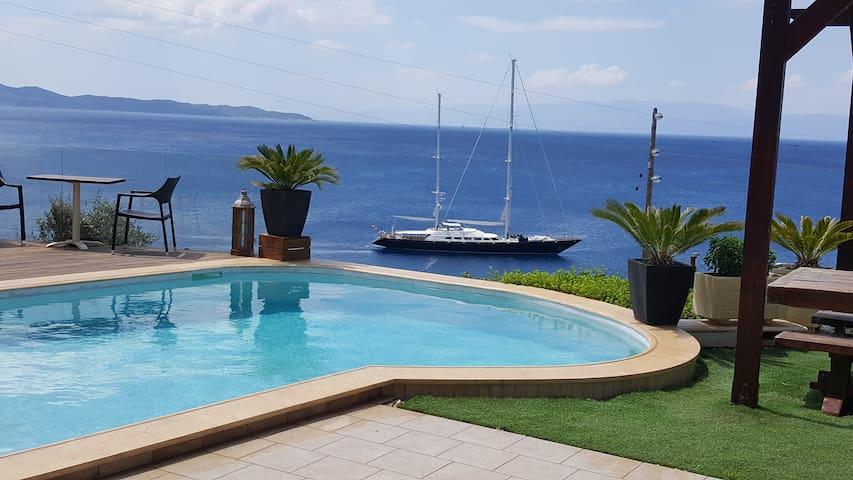 Villa Vasi  Peloponnese  (Porto heli )