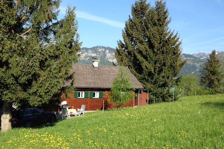 Mountain Cabin with Panoramic View - Tauplitz, Österreich - Chalet