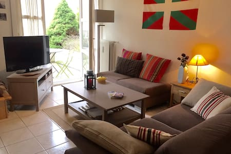 Cosy appartment in a peaceful area - Roeser - Apartment
