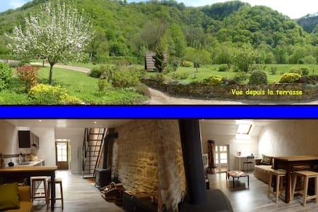 Gîte du Moulin de la Source - Ladoye-sur-Seille - Casa