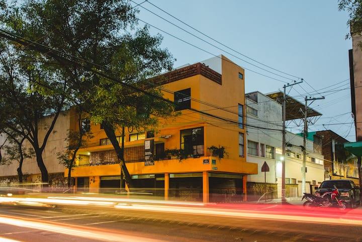Hostal Hidalgo (Habitación compartida 2 literas)