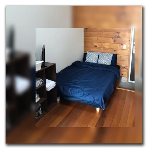 沖縄恩納村海の見える部屋/wi-fi完備/長期出張/カップル/ビーチに近い部屋 - 国頭郡 - Condominium