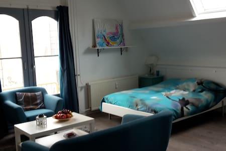 Studio near the port in Hoorn centr - Hoorn - Apartament
