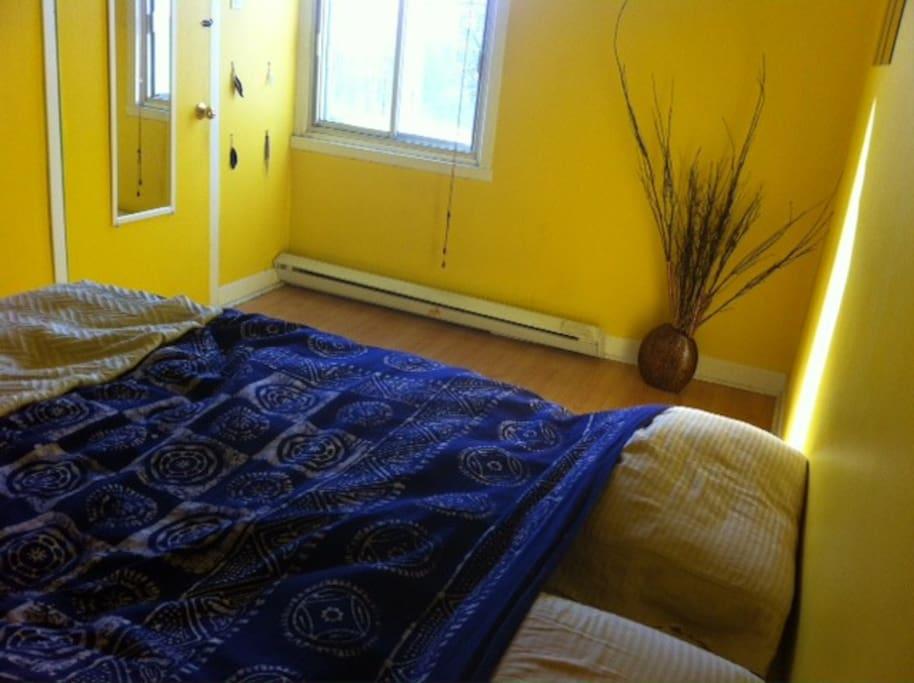 chambre 2/second room