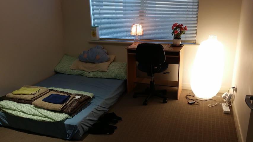 Private ensuite room - double bed - Bentley - Casa