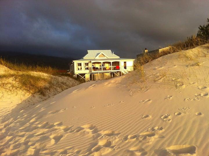 Beach house on the Dunes
