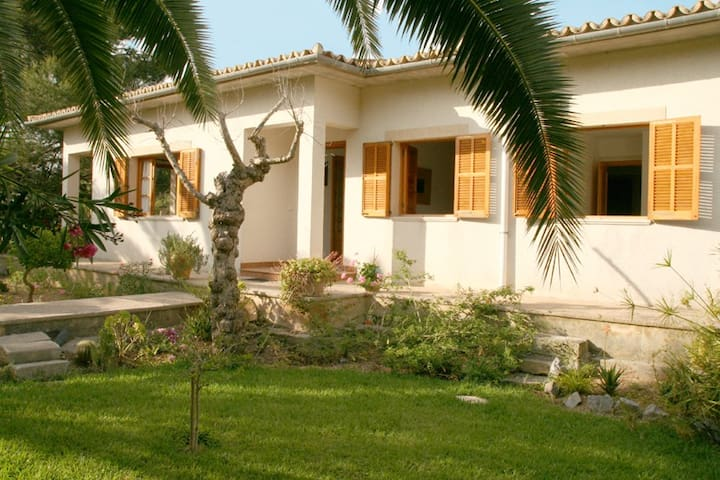 Family chalé to 80m from the beach - Alcúdia - Hus