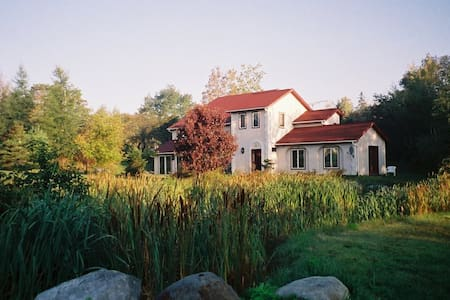 Coastal Maine House for Summer Rent - Sedgwick - Hus