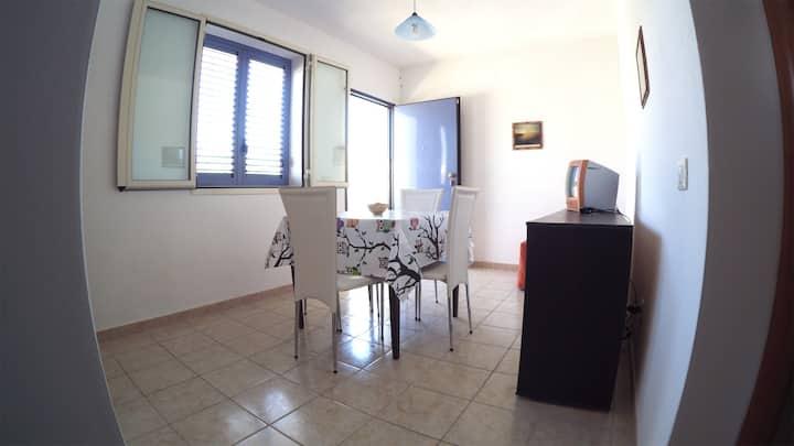 Appartamento al piano terra (A)