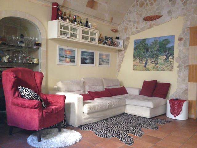 Appartamento S.LORENZO - Manduria - House