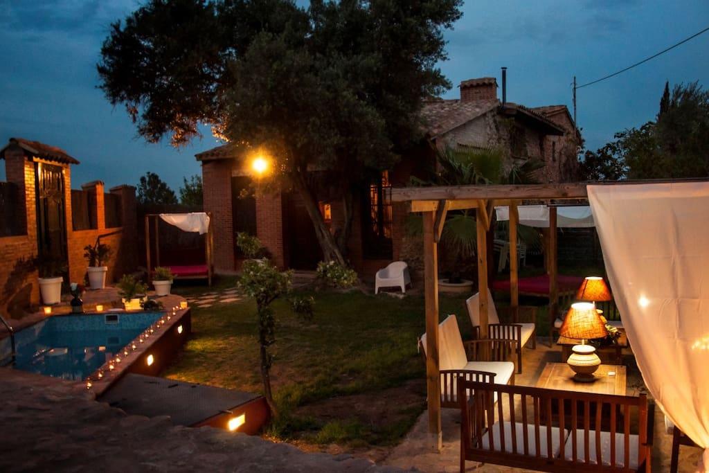 Cerca De Playa Y Monta A Villa R Houses For Rent In Alquer As Del Ni O Perdido Valencian