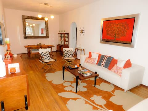 FABULOUS HISTORICAL GEM IN THE HEART OF POLANQUITO