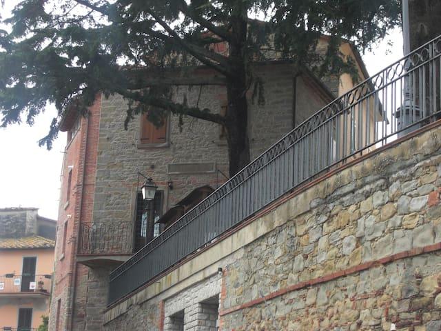 Delightful House in Italy 2    - Tuoro Sul Trasimeno - Apartamento