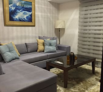 2 BR Condo Unit Marquee Residences - Angeles City