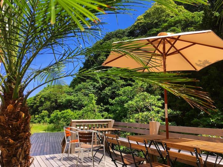 OliOli GuestHouse, Shimoda, Kisami Ohama Beach