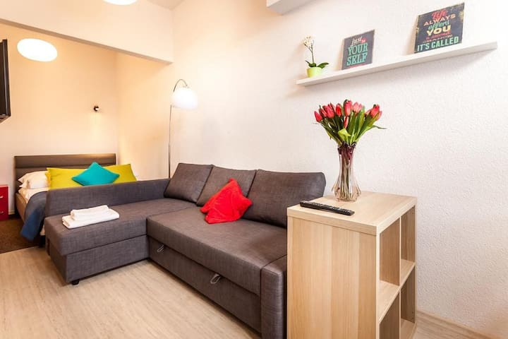 Comfy apartment at Old Town • Wawel.rj