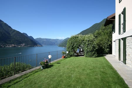 Lake House -View & Garden Lake Como - Faggeto Lario