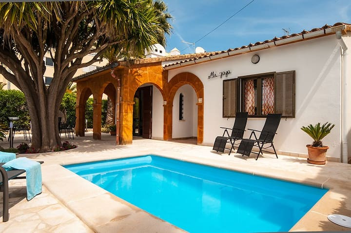 House in Cala Millor with pool