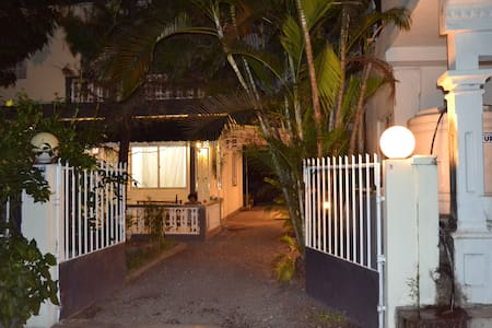 Residence Les Bambous guesthouse  - Mahebourg - Bed & Breakfast