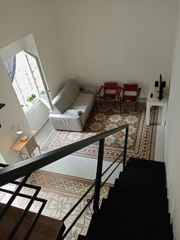 Delizioso appartamento pieno centro zona pedonale