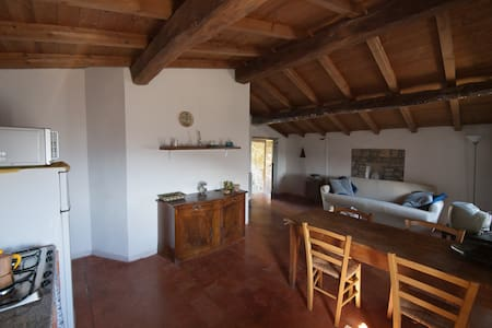 Nido d'amore sulle colline - Appartement