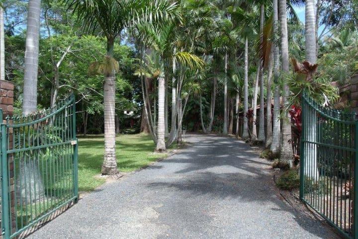 Emerald Tropical Palms B & B - Emerald Beach - Bed & Breakfast